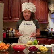 A 12-Year-Old Chopped Junior Contestant Now Has Her Own Cooking Show