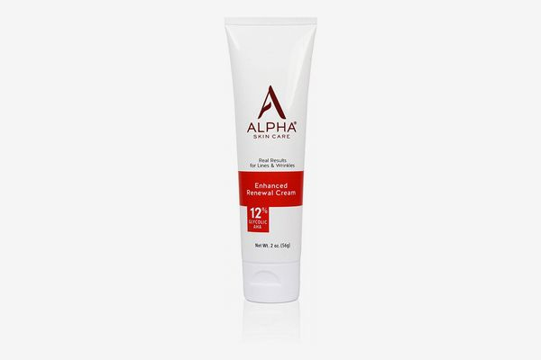 Alpha Skin Care Enhanced Renewal Cream