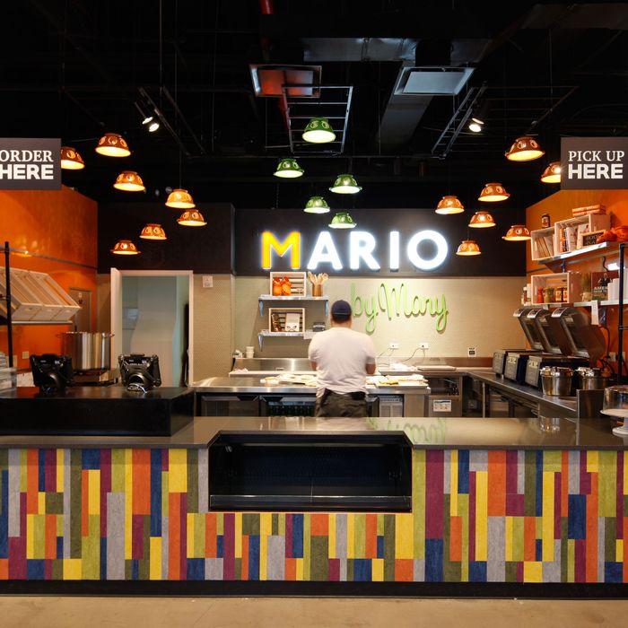Mario by Mary will offer an Italian muffaletta.