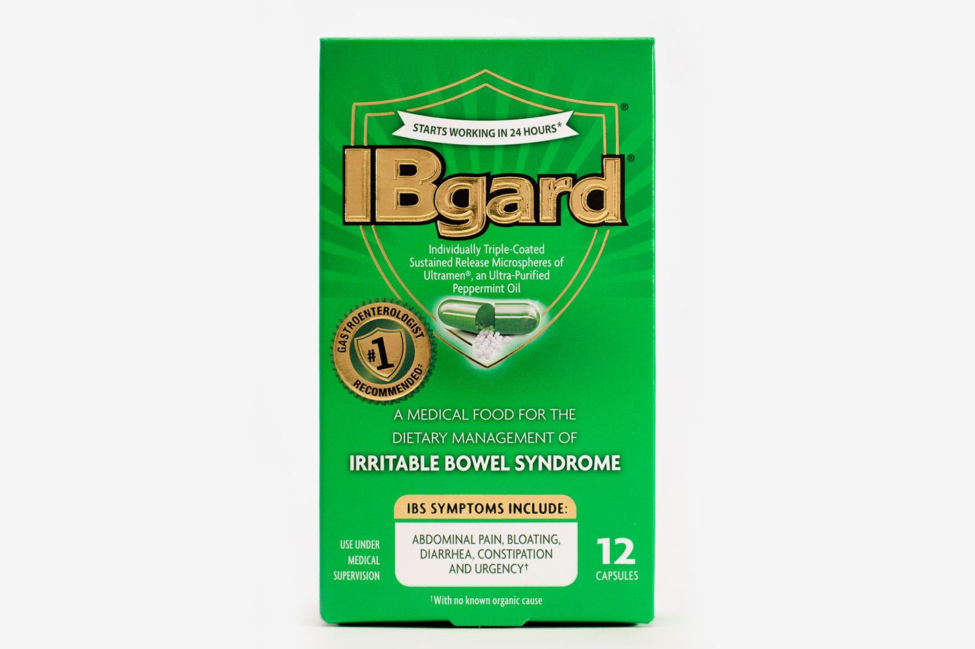 IB Gard Peppermint Pills