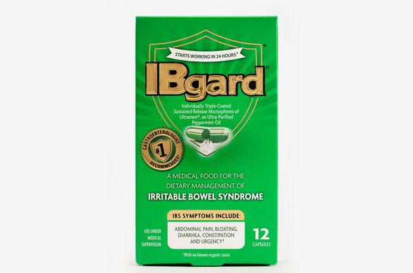 IBgard for the Dietary Management of Irritable Bowel Syndrome