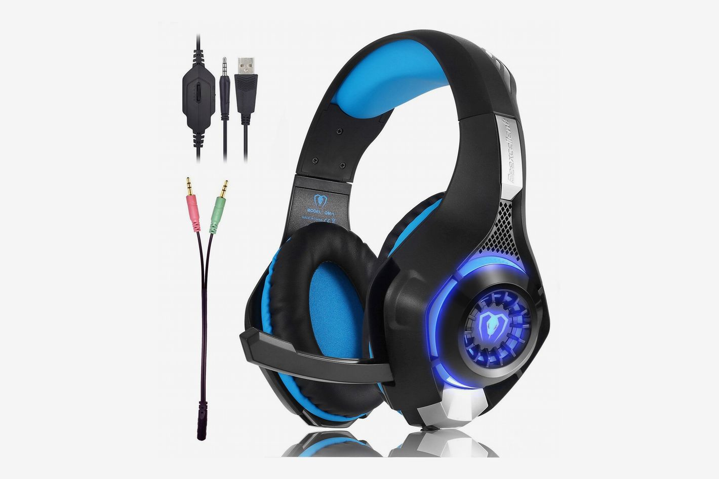 Beexcellent Gaming Headset GM-1 with Microphone