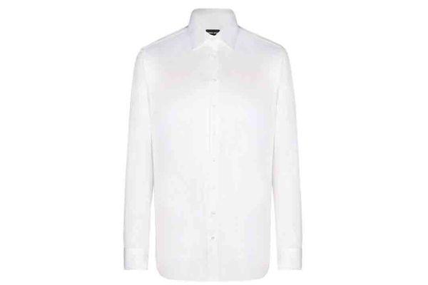 Giorgio Armani cotton twill shirt