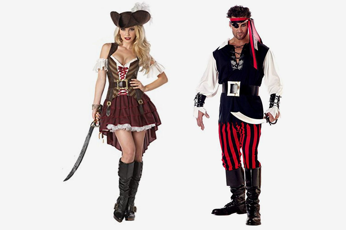 Women's Swashbuckler Pirate Costume