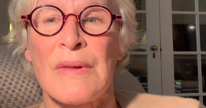 Glenn Close Is Finally Ready to Read You Her Notre-Dame Story