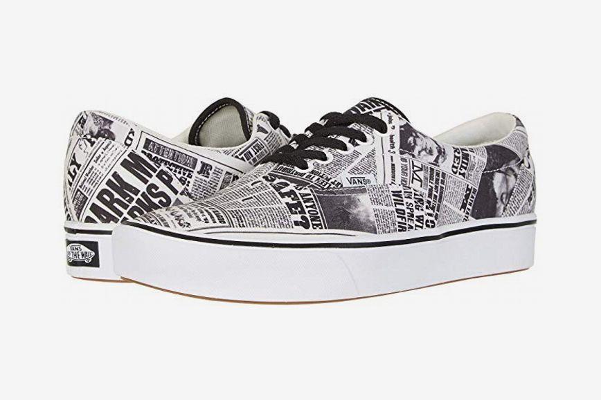 Vans x Harry Potter Daily Prophet Sneakers