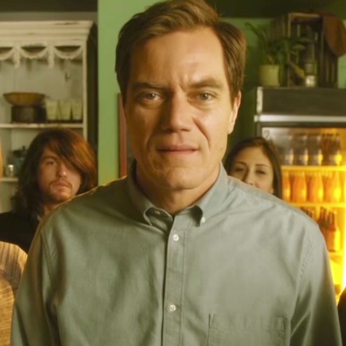 A Few Questions About Michael Shannon S Furry Christmas Film