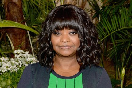 BEVERLY HILLS, CA - JANUARY 10:  Actress Octavia Spencer attends the 14th annual AFI Awards Luncheon at the Four Seasons Hotel Beverly Hills on January 10, 2014 in Beverly Hills, California.  (Photo by Alberto E. Rodriguez/Getty Images for AFI)