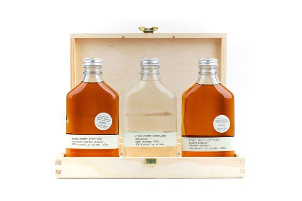 Mouth + Kings County Exclusive Whiskey Set