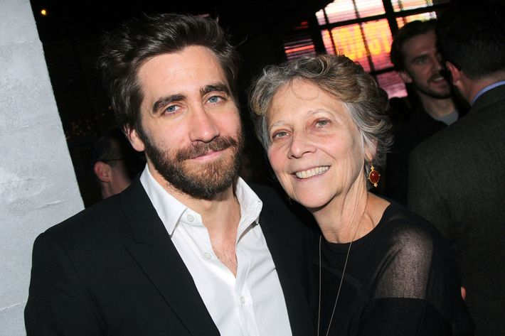 <em>May we take you on a date?</em> Jake Gyllenhaal and his mother might ask.
