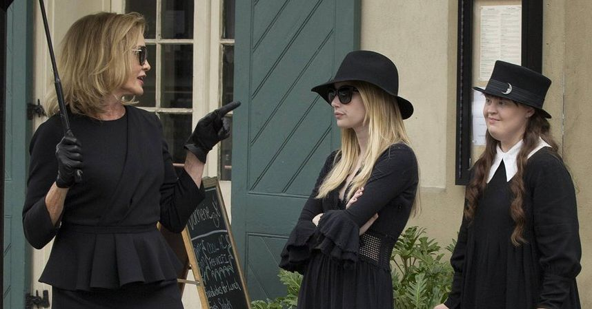 Ahs Season 8 Will Stage A Big Murder House Coven Crossover