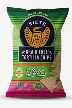 Siete Lime Grain Free Tortilla Chips