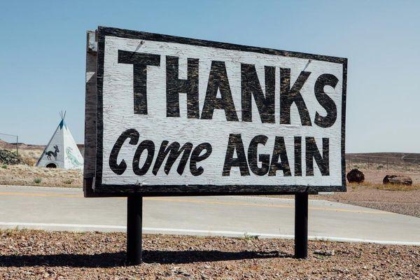 Thanks Come Again by Paul Edmondson