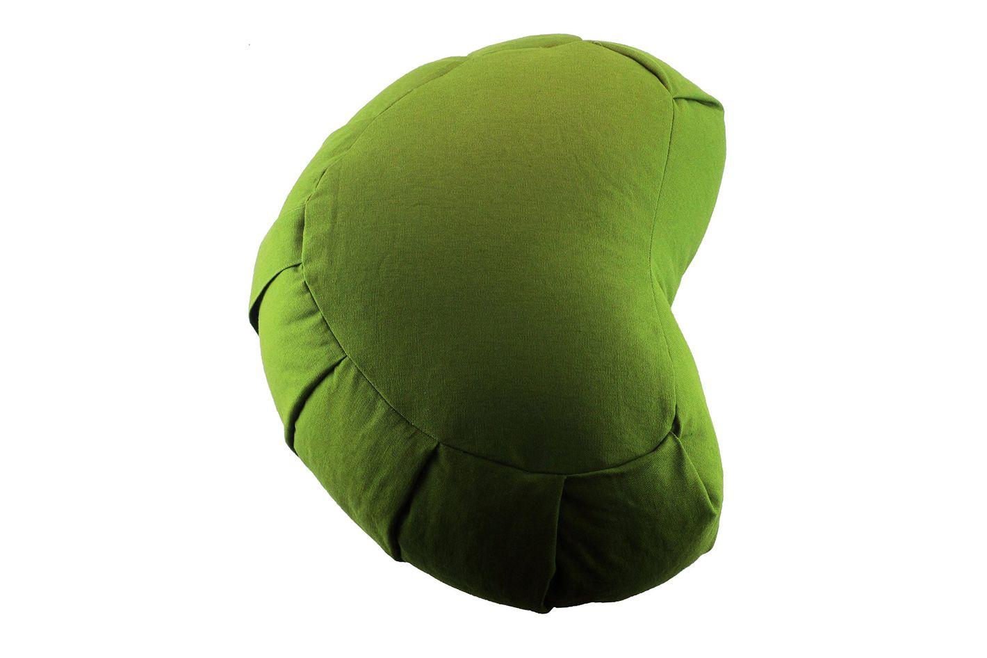 Zafu Crescent Meditation Pillow