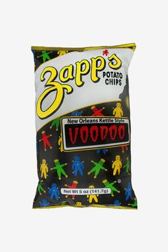 Zapp's New Orleans Kettle Style Potato Chips, Voodoo Flavor