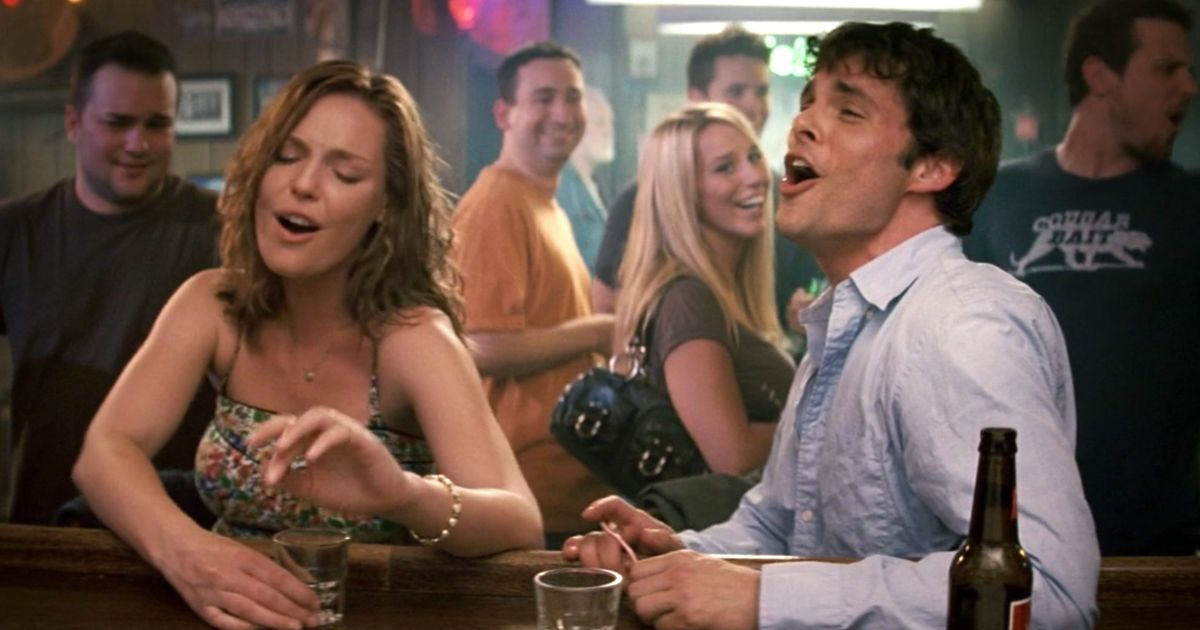 c2df67959 Celebrating 10 Years of 27 Dresses' Insane, Iconic 'Bennie and the Jets'  Scene