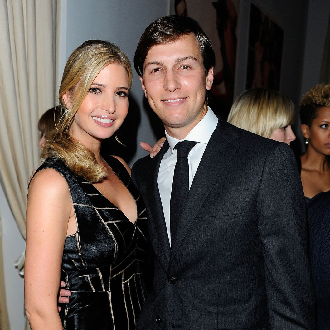 CEO Observer Jared Brother-in-Law Kushner Names NYMag --