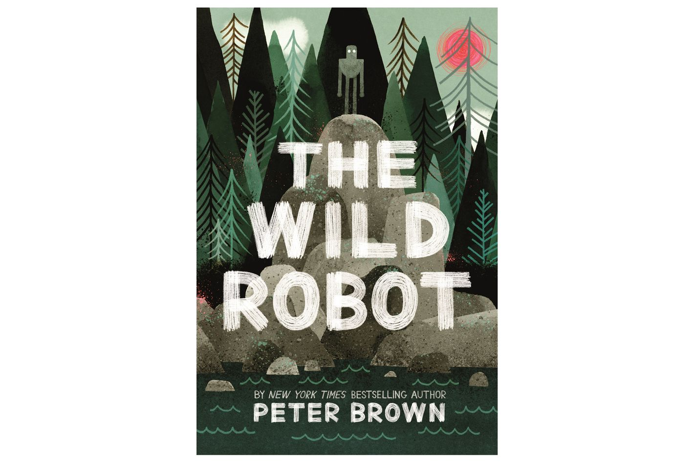 """The Wild Robot,"" by Peter Brown"