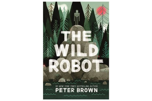 """""""The Wild Robot,"""" by Peter Brown"""