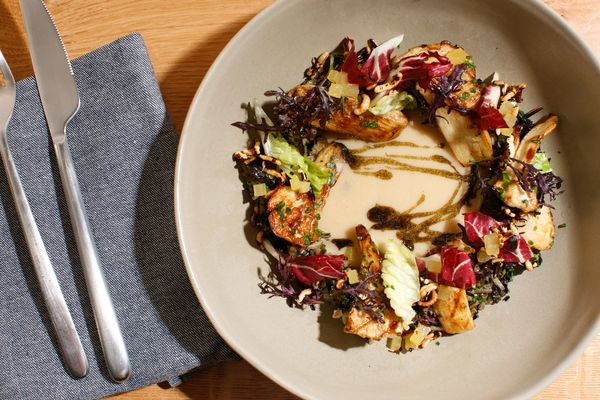 Breakfast Hot Spot High Street on Hudson Launches Dinner — Here's a Look at the Food