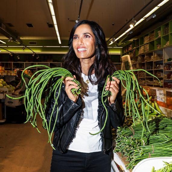 Padma Lakshmi: 'Top Chef' Profile