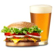 Now Burger King Wants to Serve Beer