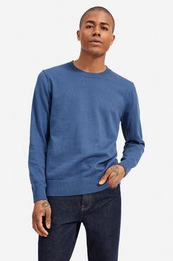 Everlane No-Sweat Sweater