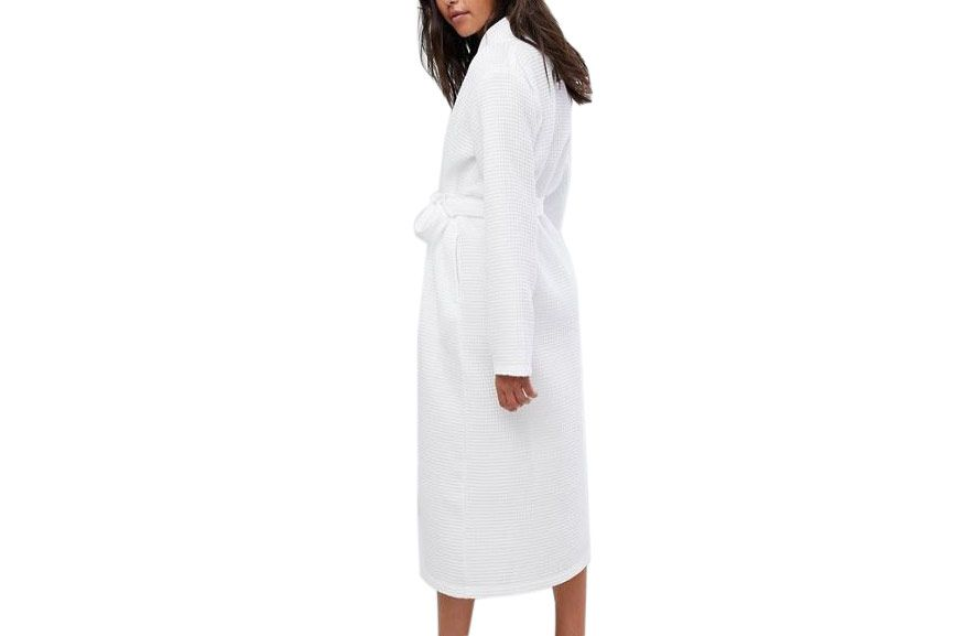 100% Cotton Waffle Hotel Robe