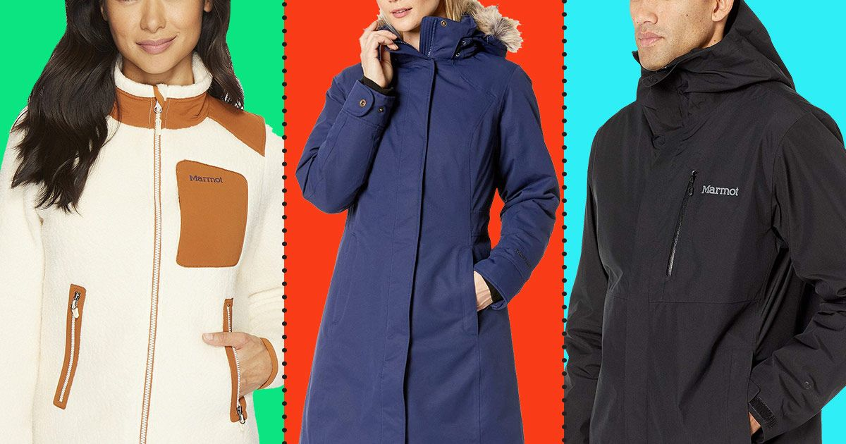 Extremely Unbulky Marmot Coats for Men and Women Are Up to 30 Percent Off
