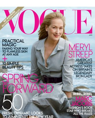 975e3fd634b76 Meryl Streep Is Anna Wintour s Oldest Vogue Cover Girl