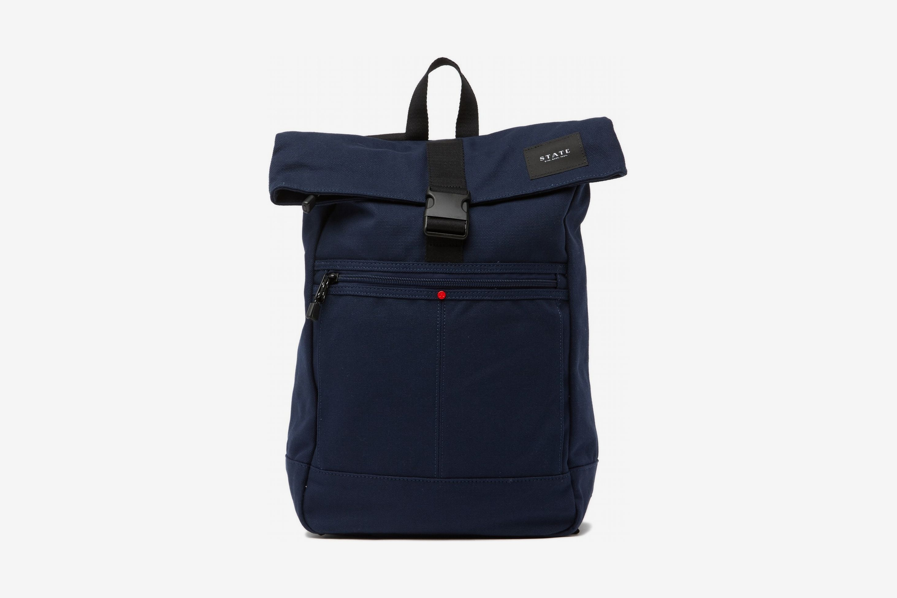 State Bags Cotton-Canvas Spencer Backpack