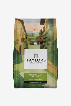 Taylors of Harrogate - Rich Italian Ground Coffee (Pack of 6)