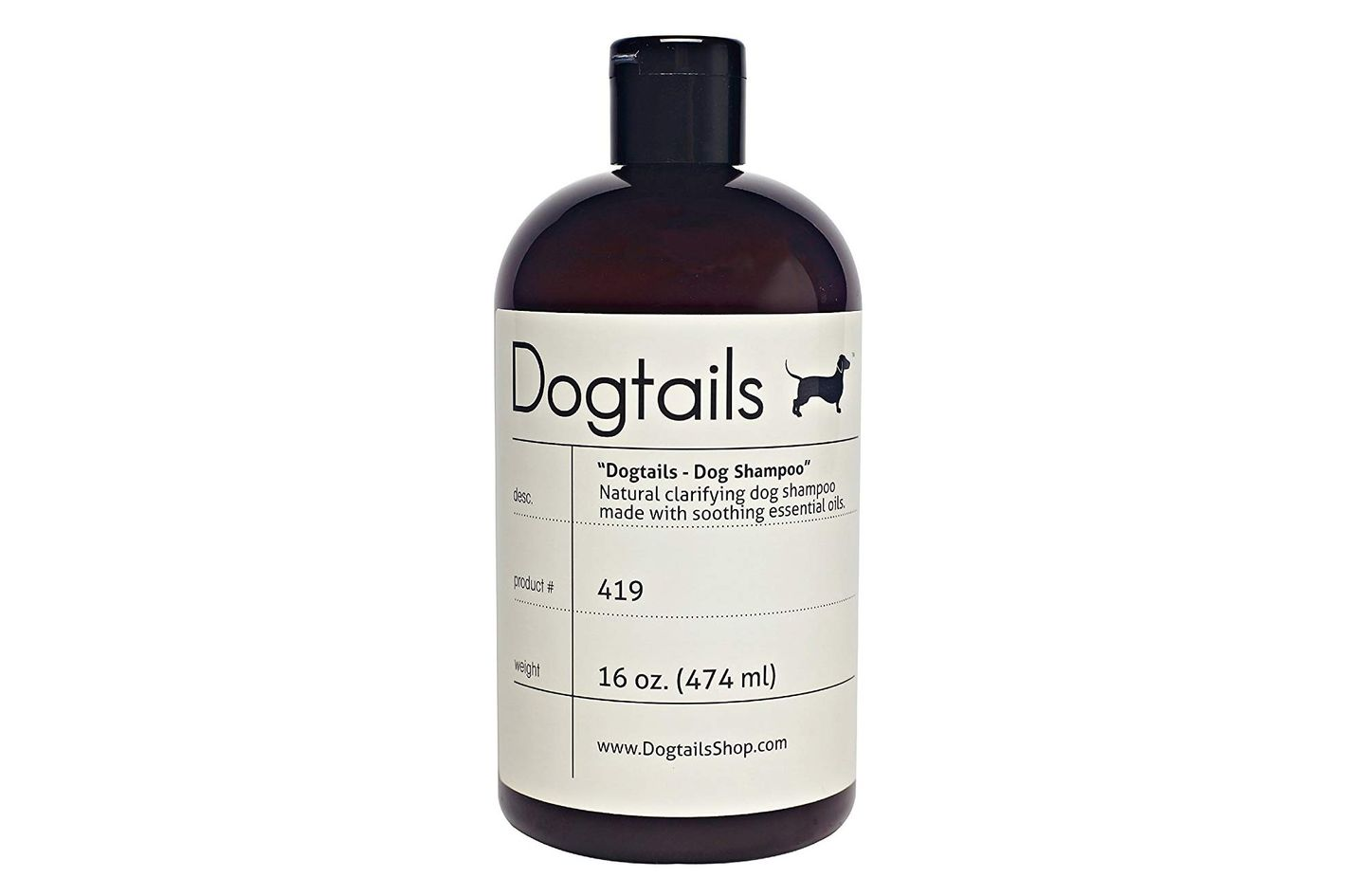 Dogtails Dog Shampoo