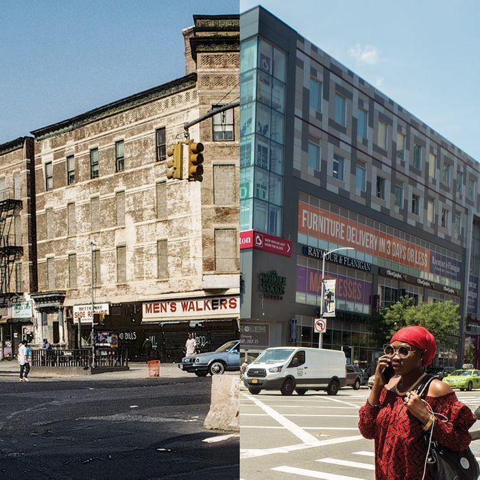 Harlem Whole Foods Gentrification