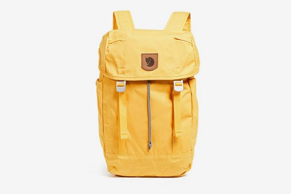Fjällräven Greenland Top Backpack in Dandelion