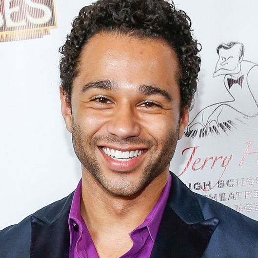 Hsm S Corbin Bleu Cast On The Fosters Vulture