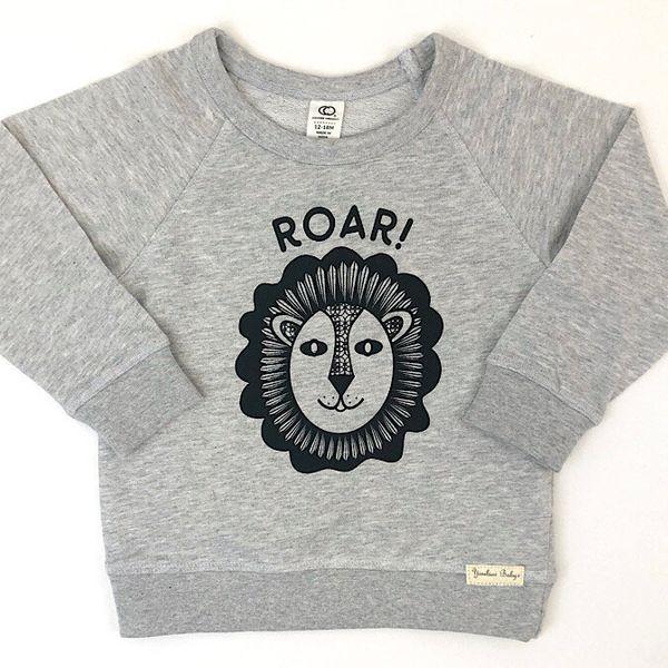 Rugir!  Pull Lion