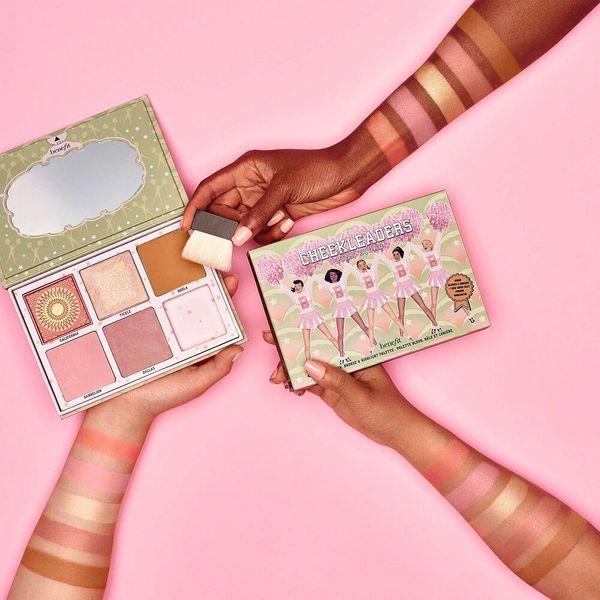 benefit Cheekleaders Pink Squad Palette