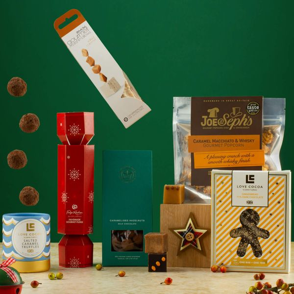 Christmas Box of Vegan Delights