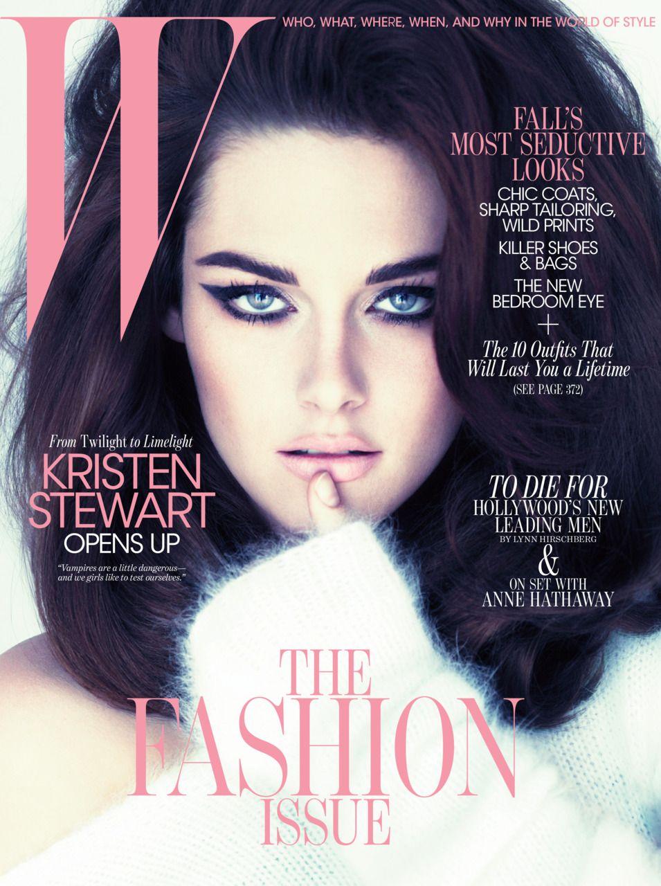 743db440c5e2 Lucia Pieroni Kristen Stewart for W Magazine