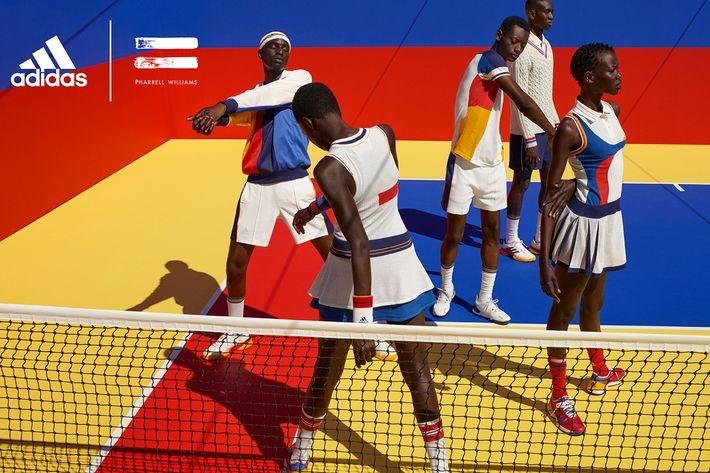 pharrell adidas line