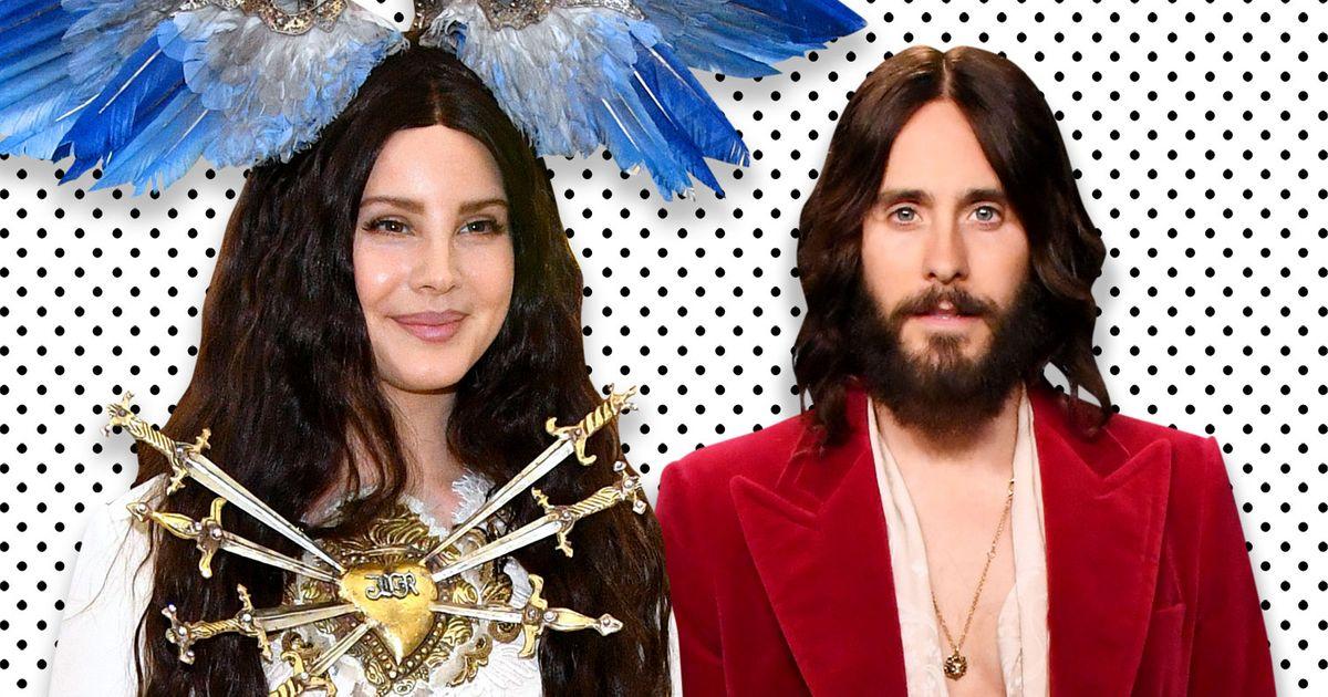 f83c7c68510 Lana Del Rey Jared Leto Are the New Faces of Gucci Perfume