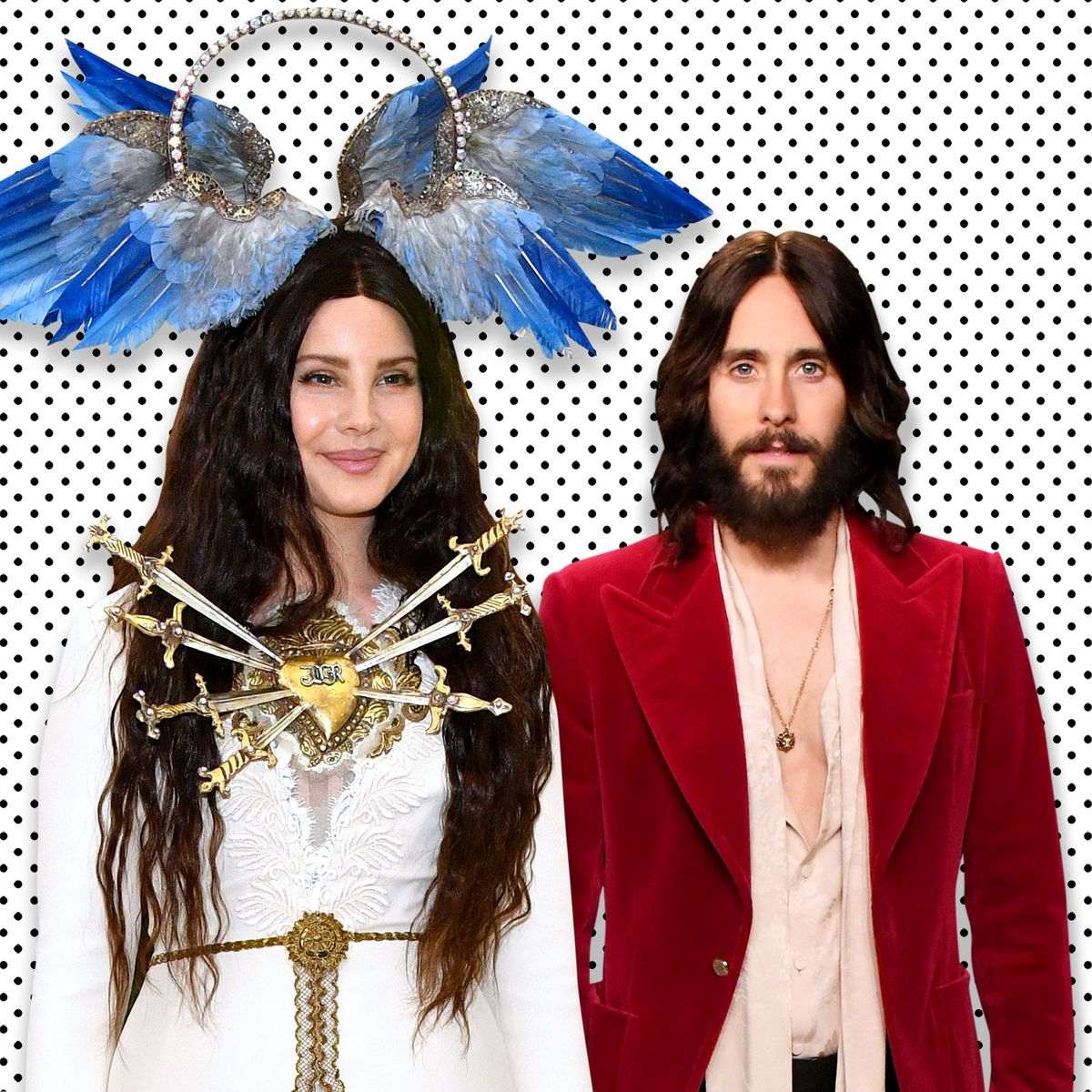 Lana Del Rey Jared Leto Are The New Faces Of Gucci Perfume
