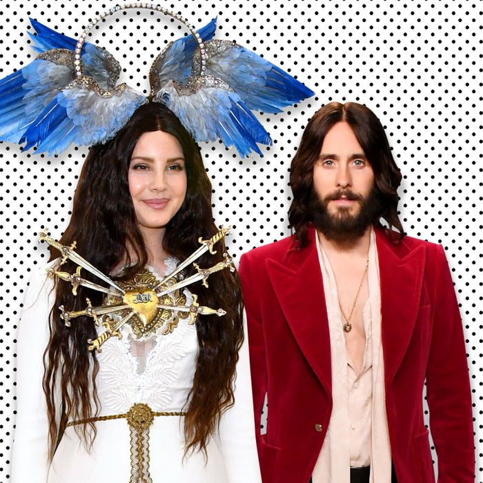 Lana Del Rey Jared Leto Are the New Faces of Gucci Perfume 7cc708e8782