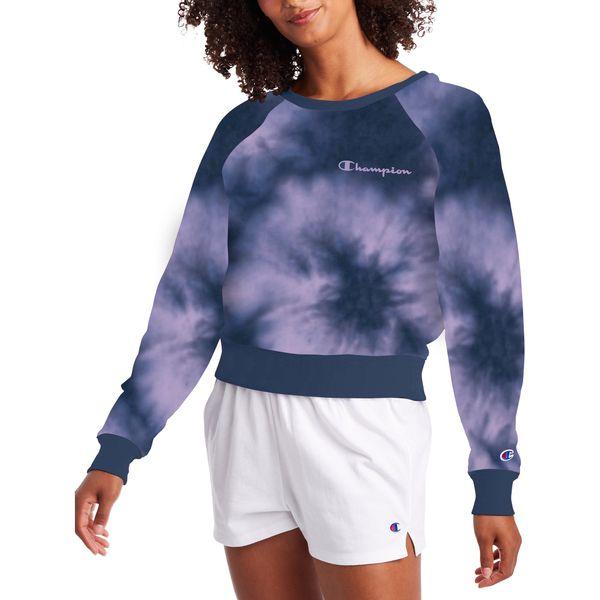 Champion Campus French Terry Crewneck Sweatshirt