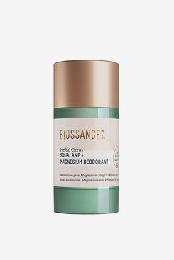 Biossance Squalane + Magnesium Deodorant