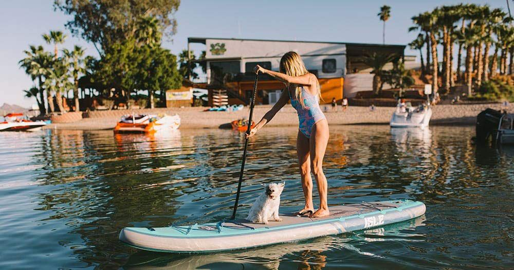 The Best Stand-up Paddleboards on Amazon, According to Hyperenthusiastic Reviewers