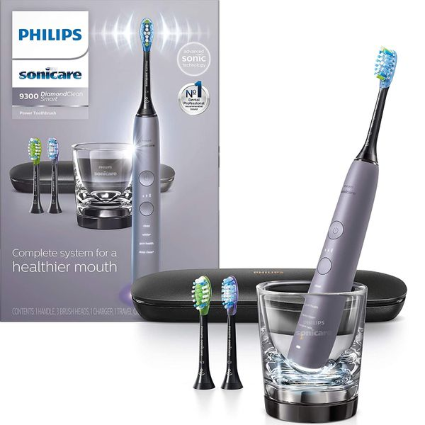 Philips Sonicare DiamondClean Smart 9300 Electric Rechargeable Power Toothbrush