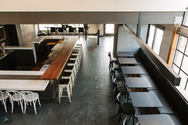 1601 Bar & Kitchen | First Look At 1601 Bar Kitchen Opening Shortly In Soma Grub