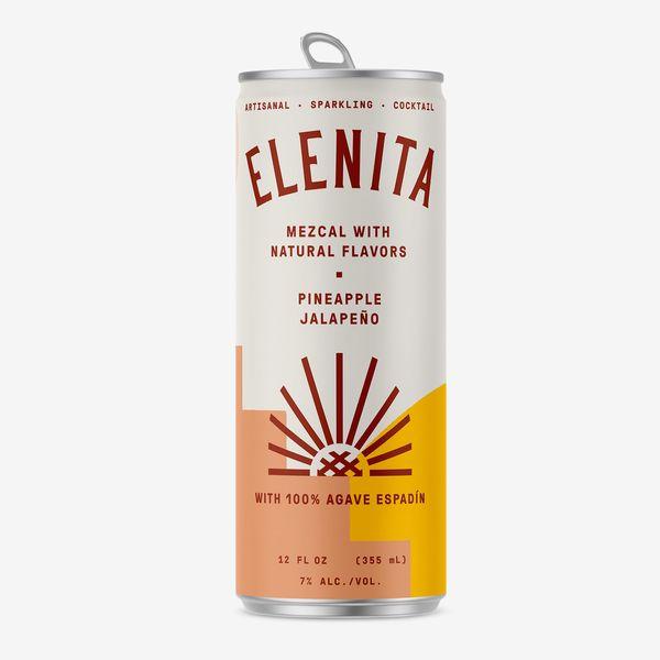 Elenita Mezcal Cocktail Variety, 8-pack